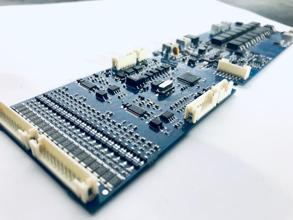 Une forte expertise en électronique embarquée de puissance et de contrôle à l'origine des BMS de Mob-ion